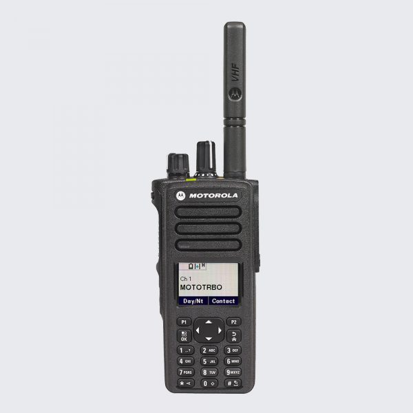 The MOTOTRBO XPR 7000e Series radio is a communications powerhouse that is ideal for enterprises such as manufacturing, utilities, or transportation.