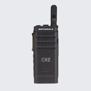 The MOTOTRBO SL 300 has all of the benefits of digital, including better voice quality, range, and an extended battery life.