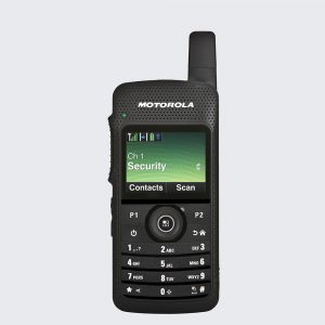 The MOTOTRBO SL 7000 Series has the functionality to meet the communication needs of customers in the service industries.