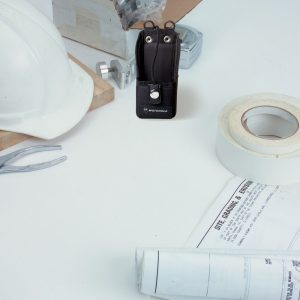 Motorola carry solutions for two-way radios are designed to provide comfort and convenience.